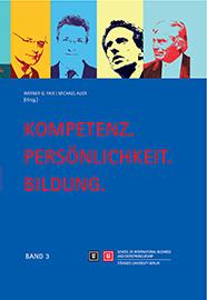 Kompetenz. Persönlichkeit. Bildung. Band 3