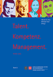 Talent. Kompetenz. Management. Global. Lokal. Band 2